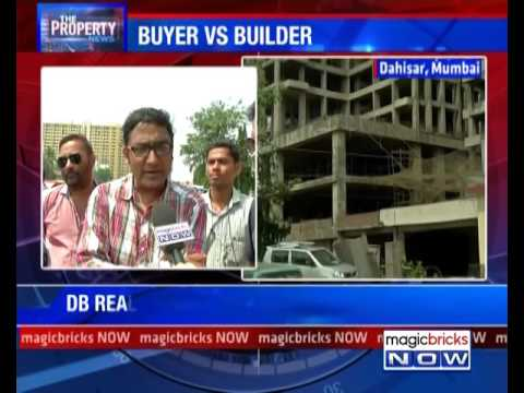 False committments by DB Realty - The Property News