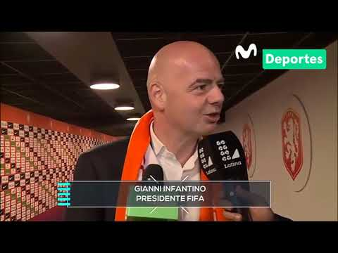 Xxx Mp4 Movistar Deportes Entrevista A Gianni Infantino 3gp Sex