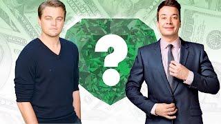 WHO'S RICHER? - Leonardo DiCaprio or Jimmy Fallon? - Net Worth Revealed!