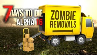 MOVING ON UP ★ 7 Days To Die (Alpha 16, Ep.16)