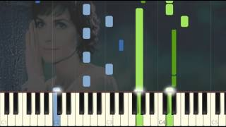 Enya - Only Time Piano Tutorial