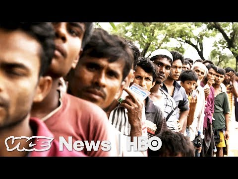 Xxx Mp4 Registering The Rohingya Roy Moore S Apologists VICE News Tonight Full Episode HBO 3gp Sex