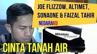 NEGARA KU - JOE FLIZZOW, ALTIMET, SONAONE & FAIZAL TAHIR | MV REACTION #46