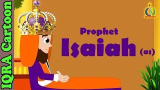 Isaiah (pbuh) | Shia (AS)  - Prophet story - Ep 23 (Islamic cartoon - No Music)