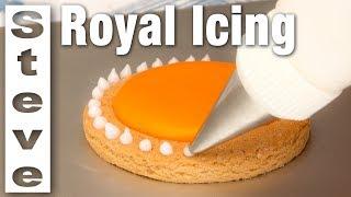 ROYAL ICING - EGG FREE  - No Mixer Required