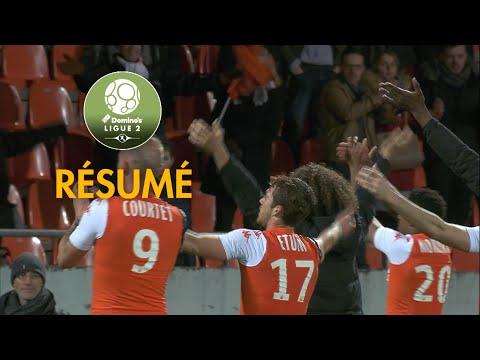 FC Lorient - US Orléans ( 3-1 ) - Résumé - (FCL - USO) / 2017-18