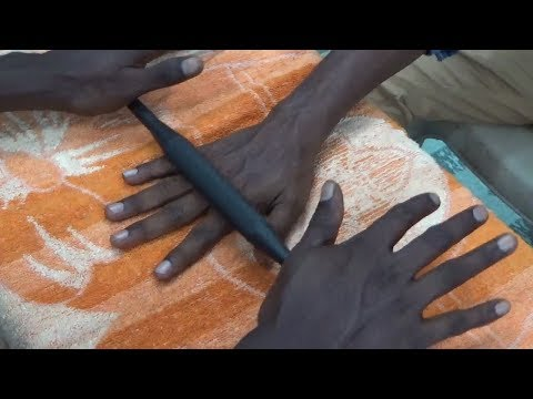 THE WORLD BEST FINGER MASSAGE WITH EXTRA TOOLS /CS ASMR RELAXING,,