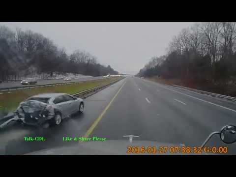 A Truckers View of Idiots Compilation