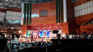 Tasleem Ahmed Sabri Niqabat - Jinnah Convention Center, Islamabad - 2016