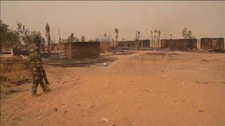 Nigéria, Reprise de la forêt de Sambisa des mains de Boko Haram
