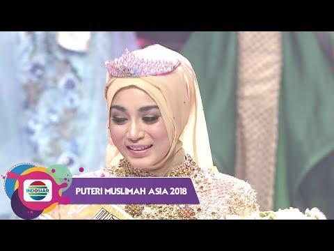 Uyaina Arshad, Juara Puteri Muslimah Asia 2018