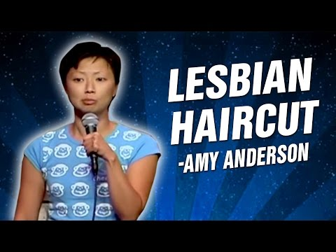 Xxx Mp4 Amy Anderson Lesbian Haircut Stand Up Comedy 3gp Sex