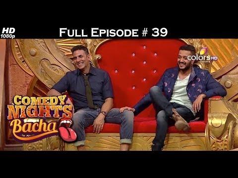 Comedy Nights Bachao - 4th June 2016 - Akshay Kumar & Jacqueline - कॉमेडी नाइट्स बचाओ - Full Episode