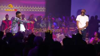 2BABA'S PERFORMANCE AT WIZKID THE CONCERT