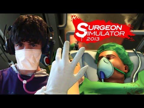 OPERAZIONE IN AMBULANZA! SPETTACOLO!!  - Surgeon Simulator 2013 - Parte 4