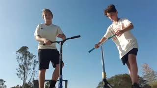 GAME OF SCOOT V2 - SHOEL VS WIL