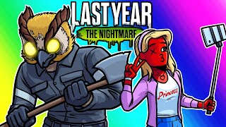 Last Year The Nightmare - The Worst Friends Ever Vlog! (Funny Moments and Fails)