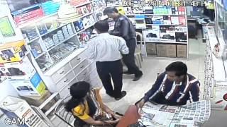 Theft In Bhubaneswar,Saheednagar