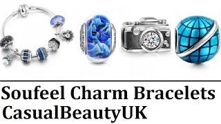 Soufeel Charm Bracelet - Just like Pandora but cheaper!!! | Casual Beauty UK