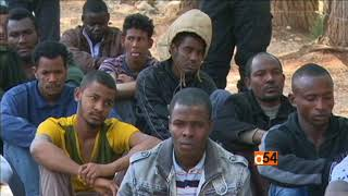 Libyan Migrant Detention Camps