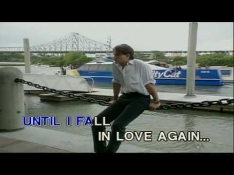 David Pomeranz - Until I Fall In Love Again (Karaoke / Instrumental) (Videoke)
