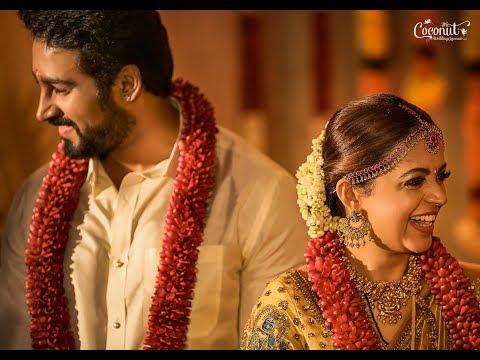 Xxx Mp4 Actress Bhavana Naveen Wedding Highlights Official 3gp Sex