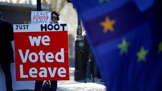 Brexit deal defeated in British House of Commons