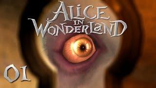Alice in Wonderland #01 [ Ich zeig dir nen richtigen Hasen ] Lets Play 5.1 60FPS