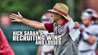 Nick Saban's Biggest Recruiting Wins and Losses