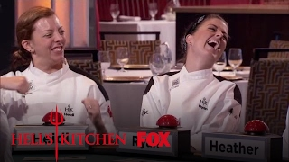 Heidi's Last Card Is Exactly What She Wanted | Season 16 Ep. 14 | HELL'S KITCHEN