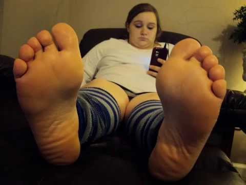 lost pics of my wifes feet sexy chubby bbw feet