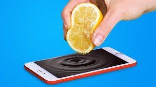 27 EASY PHONE HACKS AND DIYs