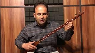 آموزش آهنگ پایتخت ۴ آریا عظیمی نژاد نیما فریدونی سه تار.mp4