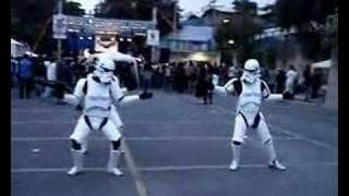 The Dance of StormTrooper 3