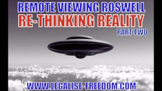 Courtney Brown   Remote Viewing Roswell, Rethinking Reality   Part Two