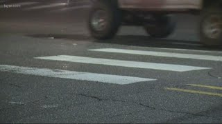 Search for hit and run in Oregon City