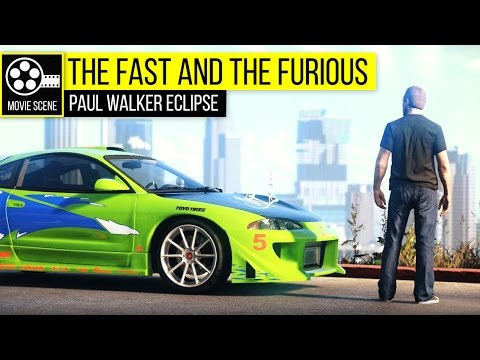 Xxx Mp4 Grand Theft Auto 5 The Fast And The Furious Paul Walker Eclipse 3gp Sex