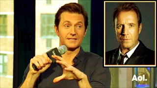 Richard Armitage talks about Rhys Ifans in 'Berlin Station'