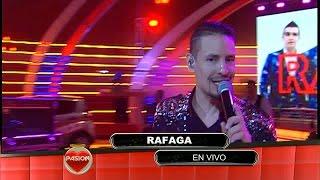 Rafaga en vivo en Pasión de Sábado 01/04/2017