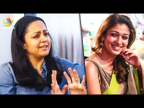 Xxx Mp4 Jyothika Admires Nayanthara S Effort Imaikkaa Nodigal Kaatrin Mozhi Latest Tamil Cinema News 3gp Sex