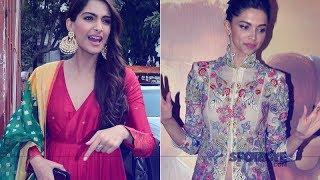 Sonam Kapoor Is Mistaken For Deepika Padukone By International Media At Cannes Film Festival 2017