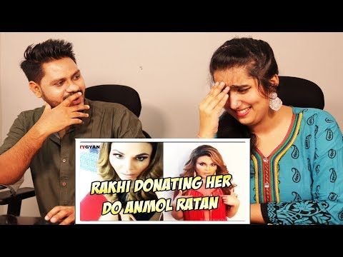 Xxx Mp4 Indian Reaction On RAKHI SAWANT DONATING HER DO ANMOL RATAN ¦ AWESAMO SPEAKS Krishna Views 3gp Sex