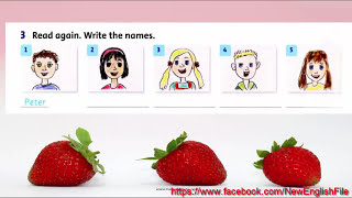 Unit 10 A New Friends Lesson 4   Family and Friends 1