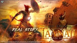 TAANAJI - The Unsung Warrior | Real story | Ajay Devgn | Official Trailer | Tanaji Teaser 2019
