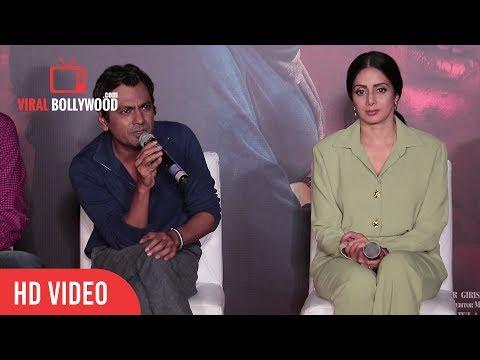 Xxx Mp4 Nawazuddin Siddiqui Full Speech MOM Trailer Launch Sridevi Boney Kapoor 3gp Sex