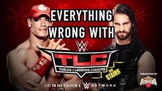 Episode #191: Everything Wrong With WWE TLCS 2014