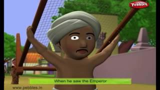 Half Light Half Shadow | 3D Birbal Stories For Kids in English | Akbar and Birbal Stories