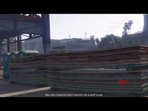 Xxx Mp4 Grand Theft Auto V Papparazzo The Sex Tape LP11 3gp Sex