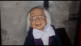 Haunted Dolls #21 - String Puppet