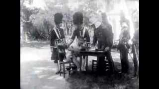 RELIEF OF LUCKNOW (Indian Mutiny) - [A mute film from The Tornos Studio's Collection]